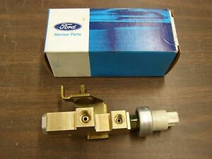 Nos Oem Ford 1987 1988 Thunderbird Cougar Turbo Coupe 2 3l Brake Valve
