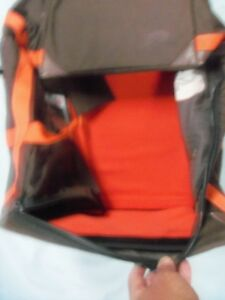 Cleveland Browns Game ISSUED USED Equipment Bag Simon Gelan Buck#x27;s Bags $109.95