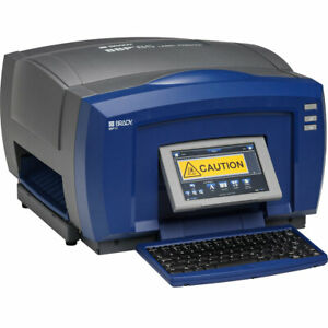 Brand New Bbp85 Industrial Sign And Label Printer
