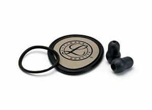 3m Littmann Stethoscope Spare Parts Kit Lightweight Replacement Ii S e Black