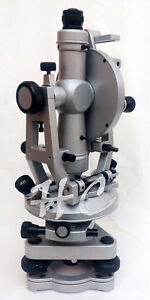 Aluminum Theodolite Surveyors Transit Alidade Surveying Level Instrument