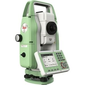 Leica Flexline Ts03 R500 5 Brand New Total Station For Surveying 1y Warranty