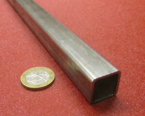 4130 Steel Square Tube 3 4 Square X 065 Wall X 36 Length