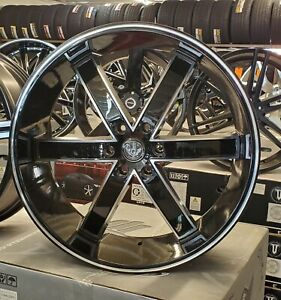 Easy Financing Available 26 Inch Gima Bm Wheels Tire Package Asanti Lexani