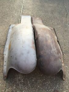 1931 Ford Model A Front Fenders