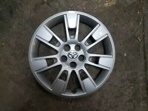 Brand New 2014 2015 2016 Corolla 16 Hubcap Wheel Cover 61173
