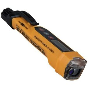 Non contact Voltage Tester W Laser Distance Meter Detects Voltage From 12 1000v