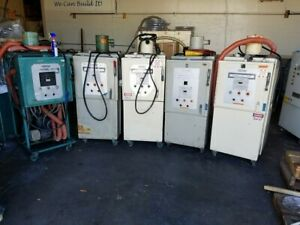 Plastic Process Dryers Conair Dessicant Working Used