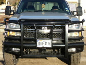New Ranch Style Front Bumper 03 04 05 06 Chevy 2500hd 3500 Hd