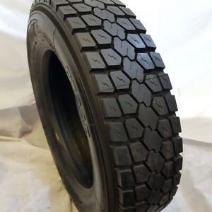 1 tire 245 70r19 5 Road Warrior Hankong Dt340 16 Ply Drive Tires 136 134 J