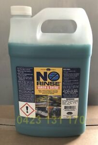 Onr Optimum No Rinse Wash Shine 1 Gallon 3 78litres New Rinseless Car Wash