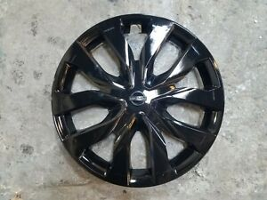 Brand New 2014 14 2015 15 2016 16 Rogue 17 Hubcap Wheel Cover 53092 Black