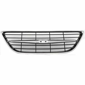 New Grille Grill For Saab 9 3 2003 2007 Sb1200102 Fits 12797998