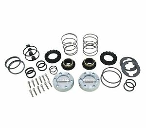 Yukon Gear Axle Yhc70007 Hardcore Locking Hub Set For Dana 44 Gm 8 5 Front