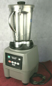 Waring Pro Cb15 3 speed Commercial Heavy Duty Blender Seller Refurbished
