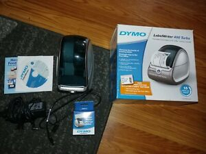 Dymo Labelwriter 400 Turbo Software Adapter Extras Nice