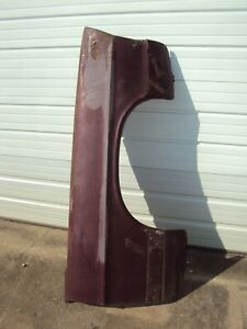 1967 Ford Galaxie 500 Xl Ltd Front Rh Passenger Fender 67