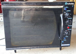 Moffat Turbofan 31 Electric Countertop Combi Convection Oven Combination Steamer