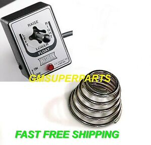 Western Fisher Joystick Controller Replacement Spring Snow Plow Unimount