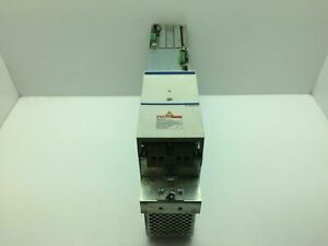 Rexroth Indramat Hds03 2 w100n hs12 01 fw Servo Amplifier W modules
