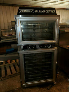 Duke Baking Center Commercial Electric Convection Oven Proofer Ahpo 618 Bakery