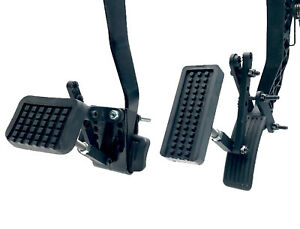 Able Motion Pedal X 2 0 Extenders Car Vehicle Gas Brake Extensions
