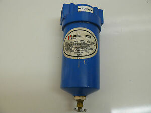 Parker Finite 15mc Filter 500psig 175 Deg f 1 5npt Hn28 3puv Housing 3pu10 025
