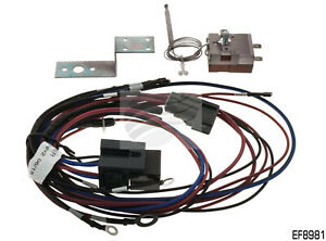 Adjustable Temperature Switch Relay Wiring Harness For Maradyne Fans Ef8981