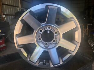 17 Toyota 4runner Fj Cruiser Wheel Rim Alloy 2014 2019 Factory Oem