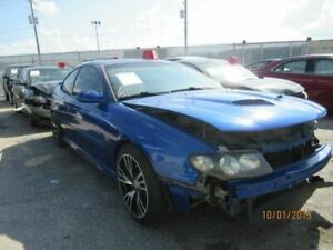 Automatic Transmission Fits 05 06 Gto 2202526