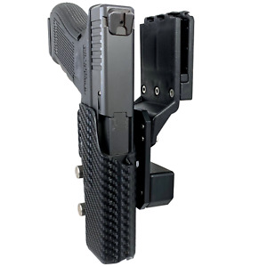Black Scorpion Gear Pro Competition Holster fits Glock 17 19 19X 22 44 45 $92.99