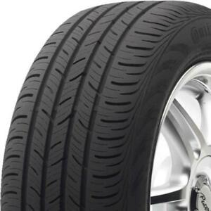 2 new 245 40r17 Continental Contiprocontact 91h 245 40 17 All Season Tires