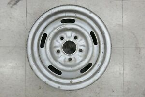 14 X 6 Rally Steel Wheel Rim Code Xg