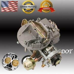 2 Barrel Carburetor Carb 2100 For Ford F 150 F 250 F350 289 302 351cu Jeep 360cu