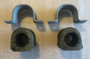 78 79 80 81 82 83 84 85 86 87 Gm G Body Large Front Sway Bar Bushings And Clamps