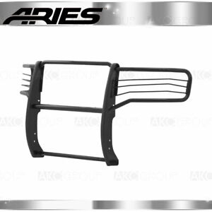 Aries Fits 2015 2019 Gmc Sierra 3500 Hd Sierra 2500 Hd Brush Guard