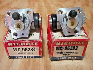 1968 1969 1970 Toyota Corolla Front Wheel Cylinders Pair Nos