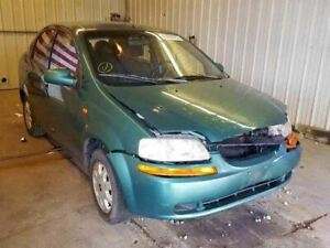 Engine 1 6l Vin 6 8th Digit Automatic Transmission Fits 04 05 Aveo 101167