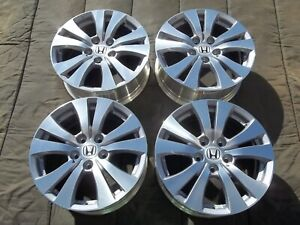 2014 2017 Honda Odyssey 17 Wheels Oe Factory 5x120mm Cnc Rims 17 Touring De Pax