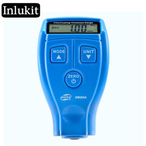 Digital Automotive Car Paint Thickness Gauge Of And Varnish Film Coating