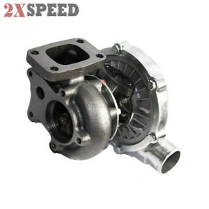 Emusa Billet Wheel T3 t4 Hybrid Turbo Charger 50 A r Compressor 63 A r Turbine
