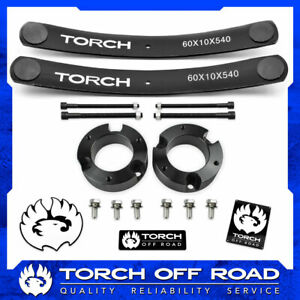 3 Front 2 Rear Lift Kit For 2005 2020 Toyota Tacoma 2wd Add A Leaf Trd Sr5