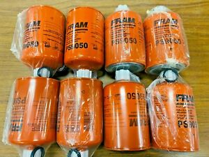 Lot Of 8 Fuel Water Separator Filter Fram Ps9050 For Thermo King