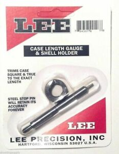 Lee Case Length Gauge amp; Shell Holder 300 AAC Blackout #90443 $5.99