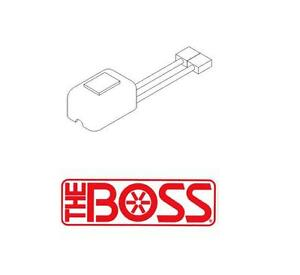 Boss Snow Plow Rocker Light Switch Msc04747 For Rt3 Smart Hitch 2 Plows New Oem