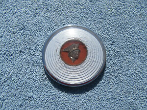 1947 48 Mercury Steering Wheel Horn Ring Button Center Cap Button
