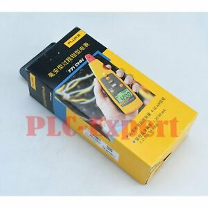 1pc Brand New In Box Fluke 771 Milliamp Process Clamp Meter One Year Warranty