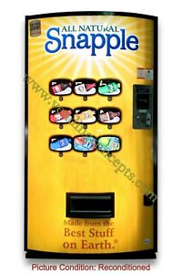 Vendo V721 Drink Vending Machine