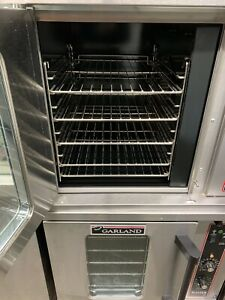 Garland Electric Convection Single Oven Model Number Mco