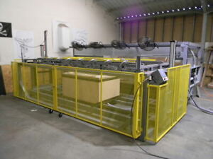 Belovac Sign And Spa Vacuum Forming Machine 72 X 144